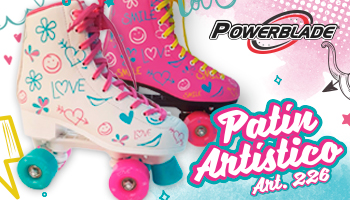 Patines Artísticos Powerblade – ART 226