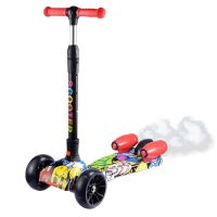 SMOKE SCOOTER C/HUMO REAL – ART ZHC068C
