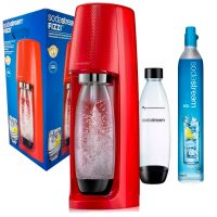 KIT SODASTREAM ROJO